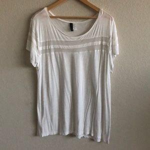 EUC H&M Divided Blouse Shirt SZ Large